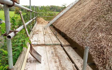 advantages of Swanbister thatch roofing