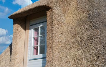 Swanbister thatch roof disadvantages
