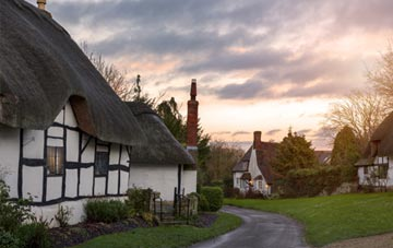 is Swanbister thatch roofing popular