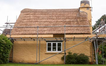 Swanbister thatch roofing costs